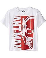 Marvel Boys' Antman Movie Short Sleeve T-Shirt