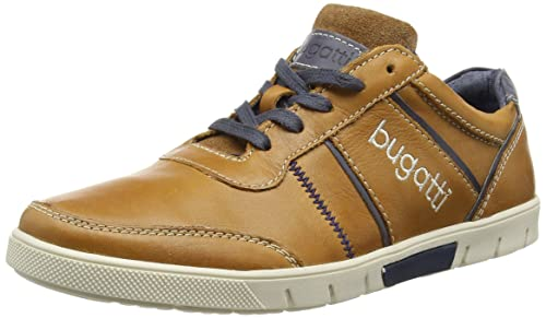 K10041, Mens Low-Top Sneakers Bugatti