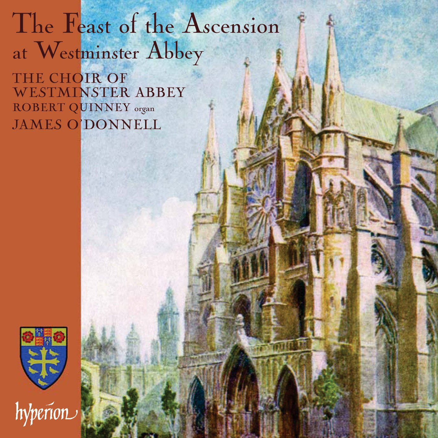 Feast of All stores are sold 2021 the Ascension at Westminster Abbey