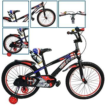 "01eb11561b1 Xeo Kids Luxurious Bike/Bicycle For Boy's & Girls Pink & Orange Sizes  12"""