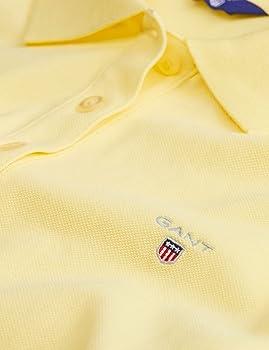 Gant The Original Pique, Polo para Mujer: Amazon.es: Ropa y accesorios