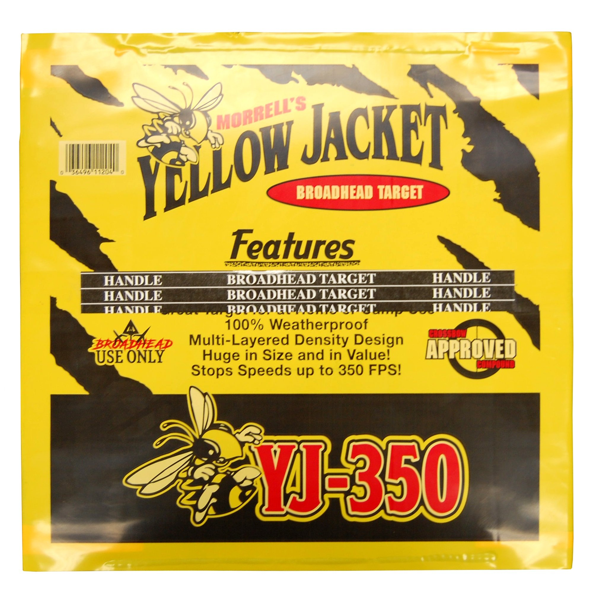 Morrell Yellow Jacket YJ-350 Broadhead Archery Target by Morrell (Image #8)
