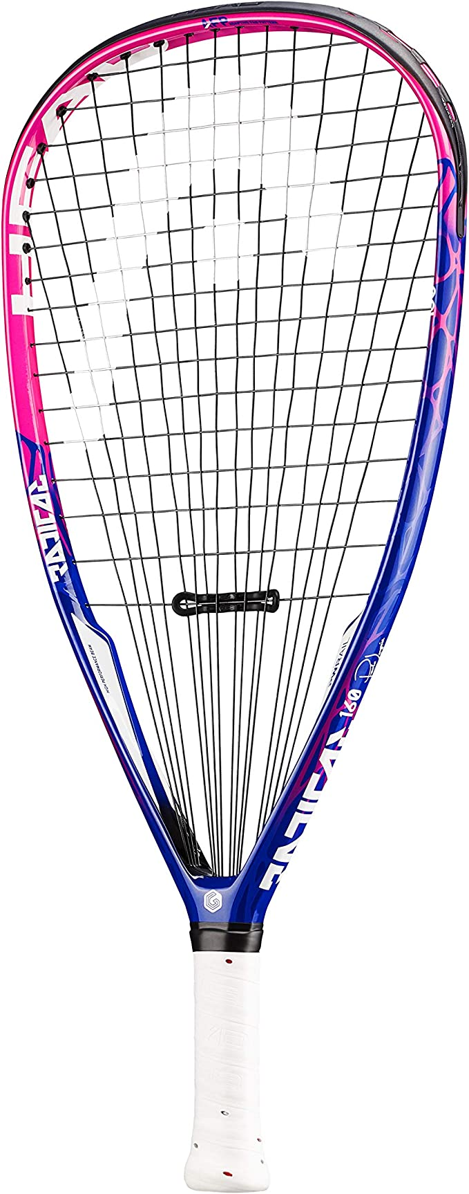 HEAD Graphene Radical XT 160//170//180 Racquetball Racquet Series, 3 5//8 and 3 7//8 Grip Available