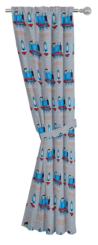 Thomas The Tank Engine Tech 84 Decorative Curtain Drapes 4 Piece Set 2