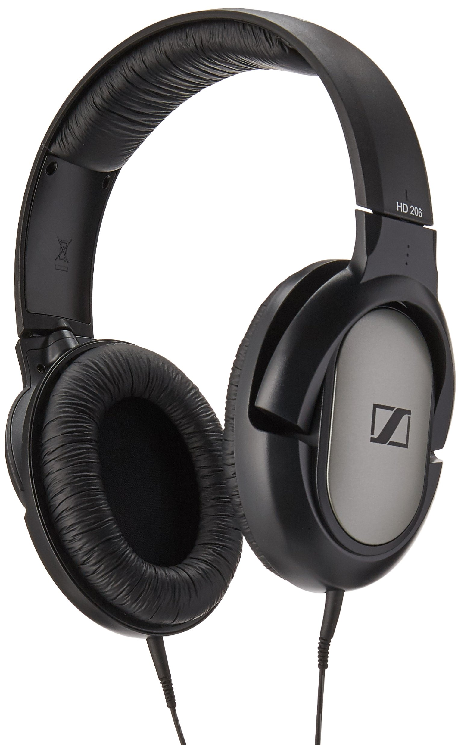 Auriculares Sennheiser Hd 206 Closed-back Over-ear (discontinued By Manufacturer)