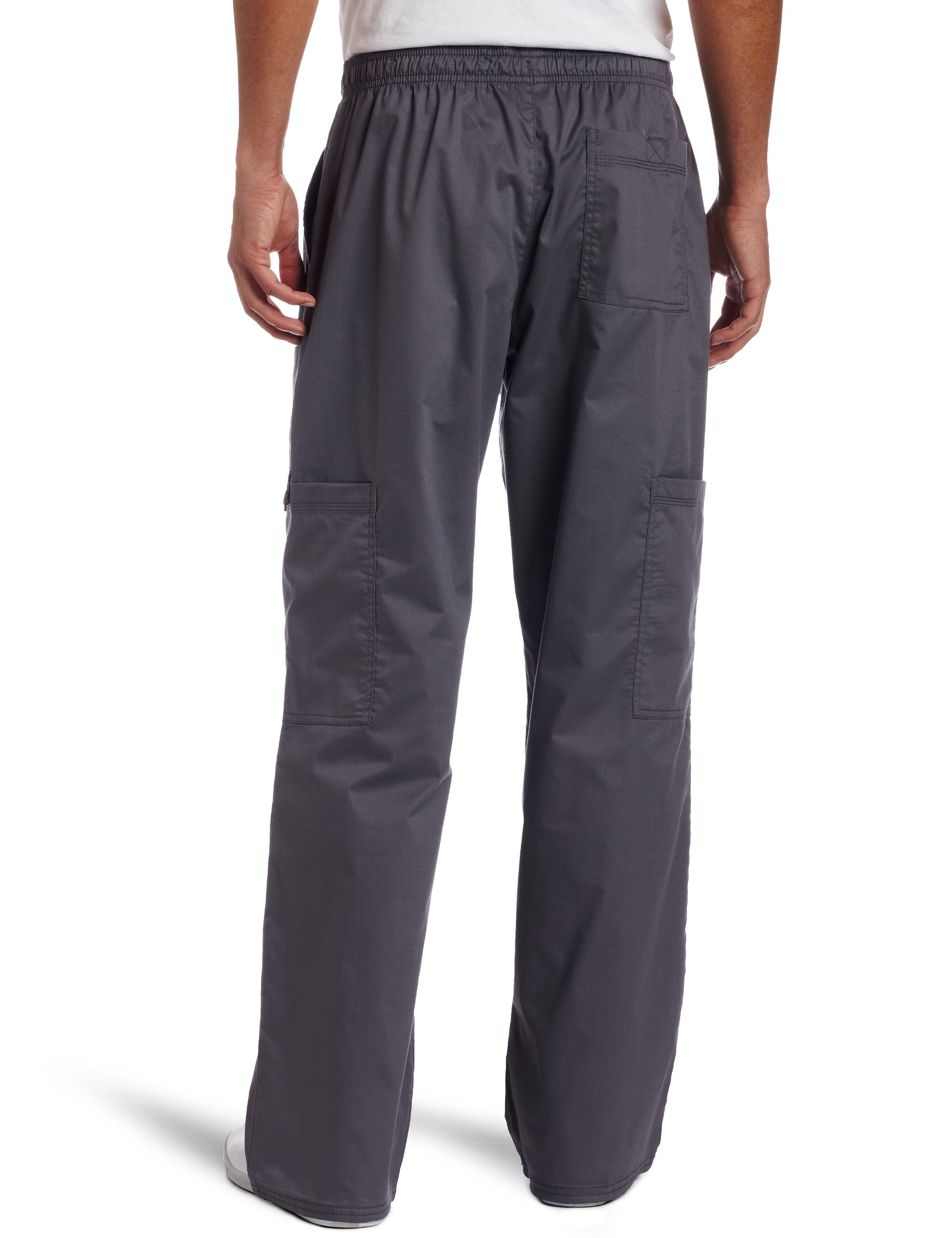 Dickies Generation Flex Men's Youtility Scrub Pants,Pewter,X-Large by Dickies (Image #2)