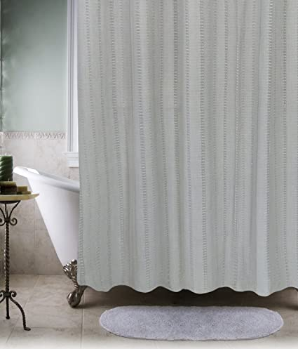 Park B Smith Eyelet Chain Shower Curtain 72quot