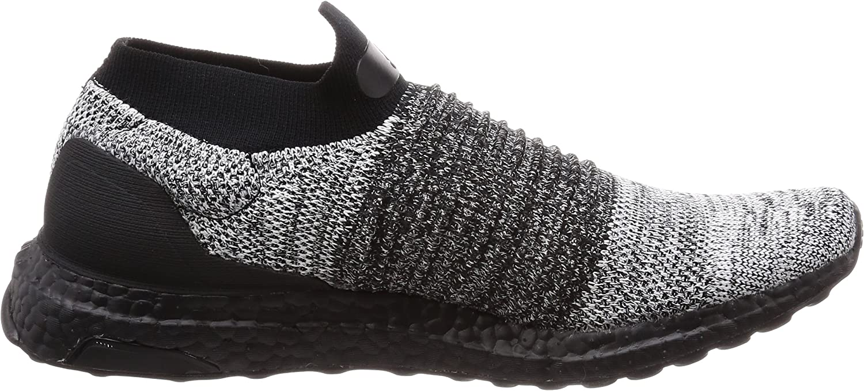 adidas Ultraboost Laceless BB6137 Black//Grey
