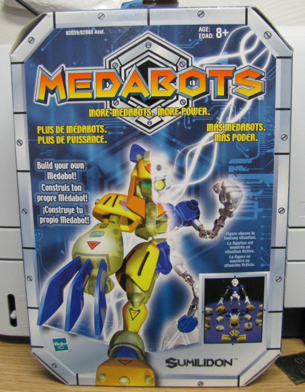 amazon com build your own medabot sumilidon toys u0026 games