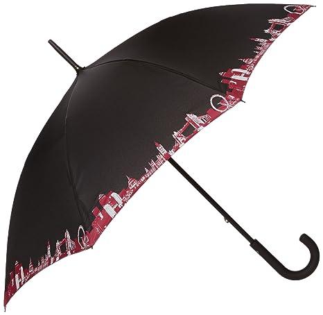 Fulton-Paraguas para Mujer, Multicoloured (London Pride) L056-London Pride
