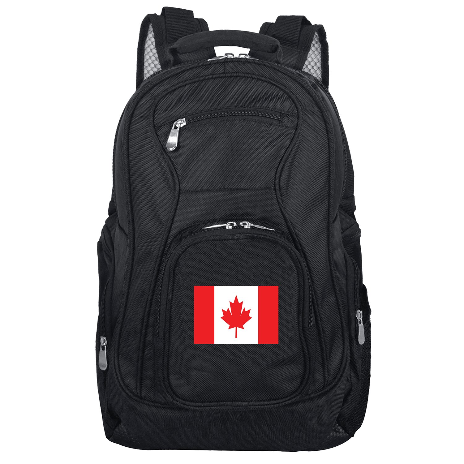 ''Flag of Canada'' Premium Laptop Backpack, 19-inches
