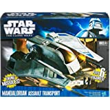 Star Wars, The Clone Wars 2011 Vehicle, Mandalorian Assault Transporter