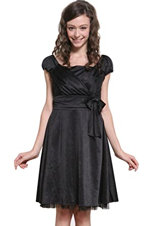 Sweet Mommy Maternity and Nursing Satin Formal Dress at Amazon ...
