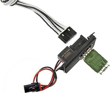 ac wiring harness to resistor automotive block diagram u2022 rh carwiringdiagram today AC Wiring Plug Wiring Harness Diagram 93 Saturn