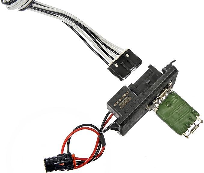 Amazon Dorman 973409 Blower Motor Resistor Kit Automotiverhamazon: 15305077 Blower Motor Resistor Wiring Diagram At Gmaili.net