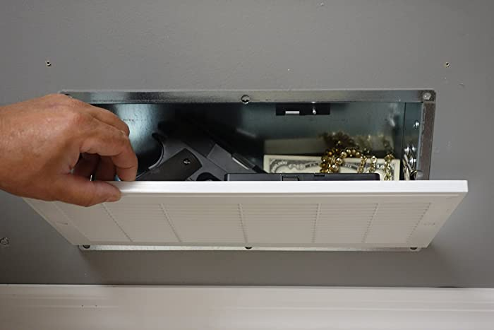 Hidden gun safe ideas to store your weapons