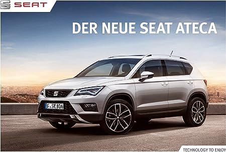 Kostenlose Produkt Information Zum Neuen Seat Ateca Prospekt Auto