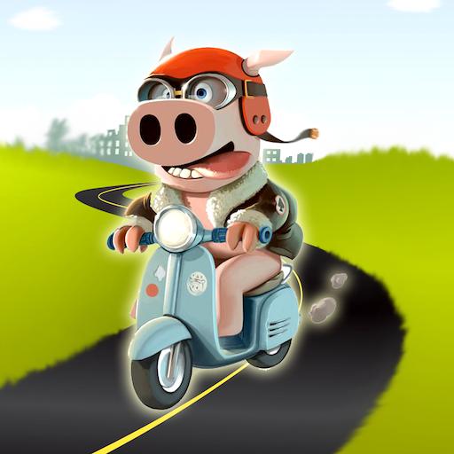 Pig Rush : Tiny Happy Pepa - Pigs Soft
