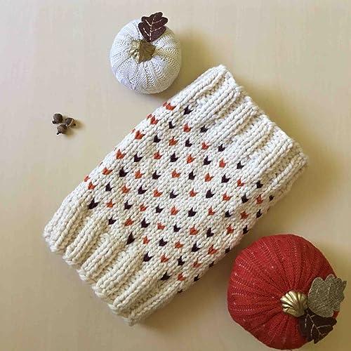 Amazon Com Knit Scarfs For Women Infinity Wool Infinity Scarf For