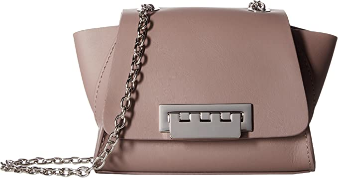 cf860be4f835 Amazon.com  ZAC Zac Posen Women s Eartha Iconic Mini Crossbody Smog ...