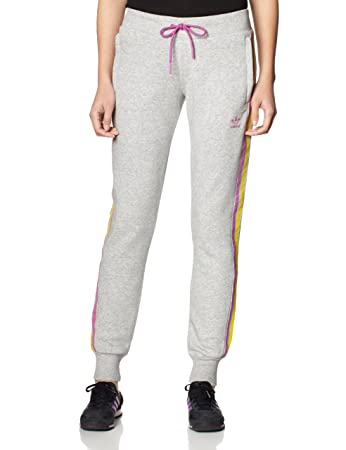 pantaloni adidas donna grigio