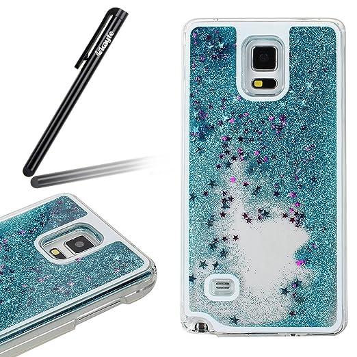 6 opinioni per Custodia per Samsung Galaxy Note 4, Samsung Galaxy Note 4 Custodia Rigida, Cover