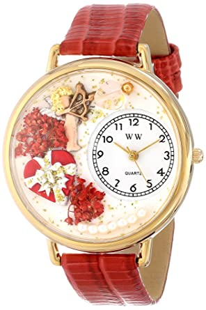 Amazon Com Whimsical Watches Unisex G1220033 Valentine S Day Red