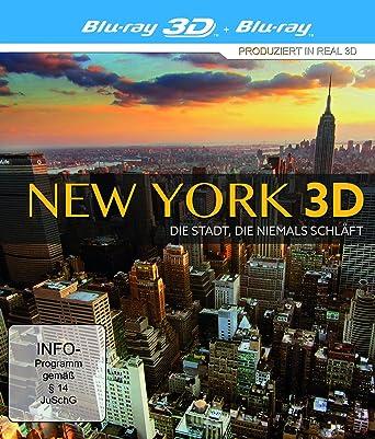 New York 3D (3D Blu-ray) [Blu-ray]: Amazon.es: -, Erhan Yildirim, Amir Assadi, Mike Sukatsch: Cine y Series TV