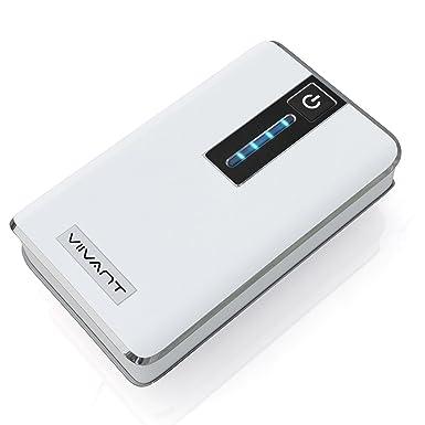 Alta capacidad USB Dual Cargador portátil 15000 mAh ...