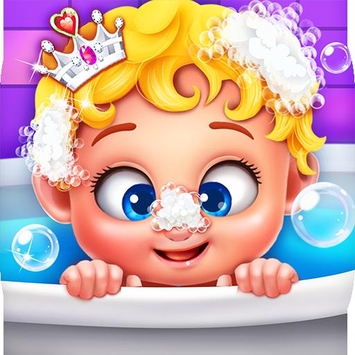 newborn-sweet-magic-princess
