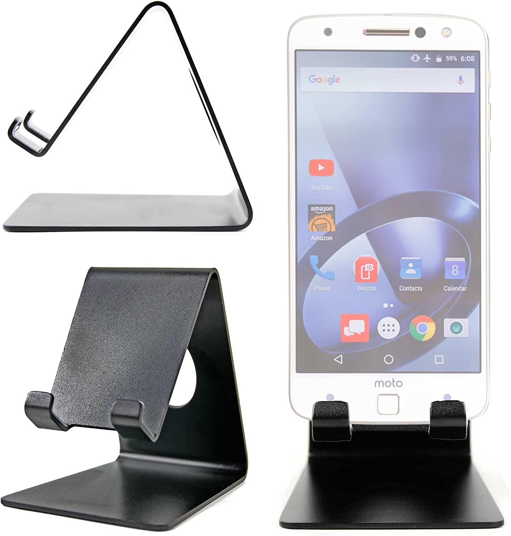 DURAGADGET Atril De Aluminio para Smartphone Lenovo Moto Z/Moto Z Force/Phablet Lenovo PHAB2 / Pro/Plus: Amazon.es: Electrónica