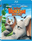 Horton Hears A Who Blu-ray