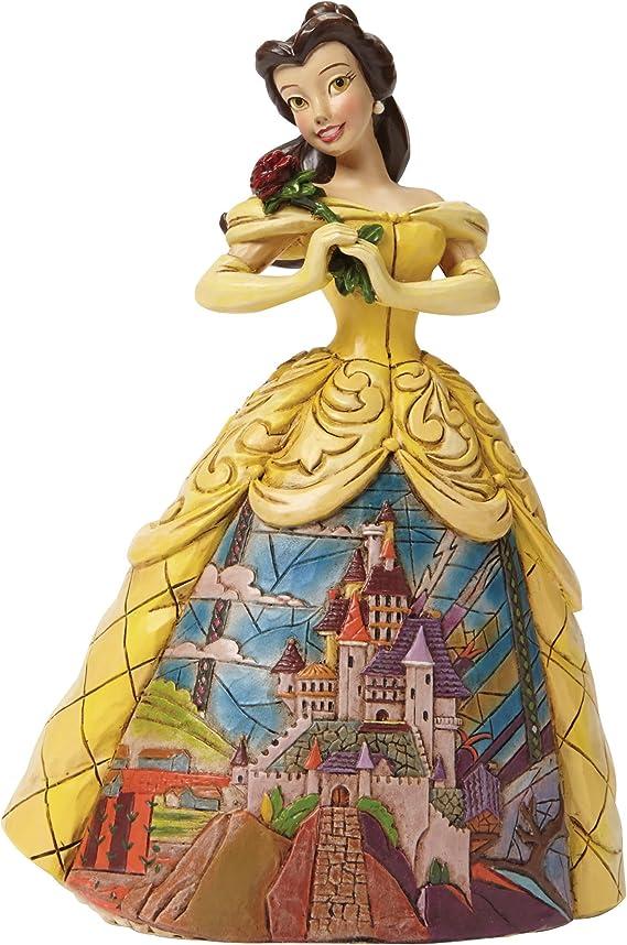 Disney Showcase Christmas Ariel Figurine r/ésine Taille Unique Multicolore