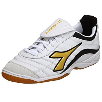 58c94b4c7 Diadora Men s Squadra Indoor Soccer Shoe