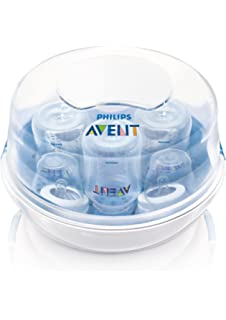 Amazon.com : Philips Avent Anti-Colic Baby Bottle with AirFree Vent ...