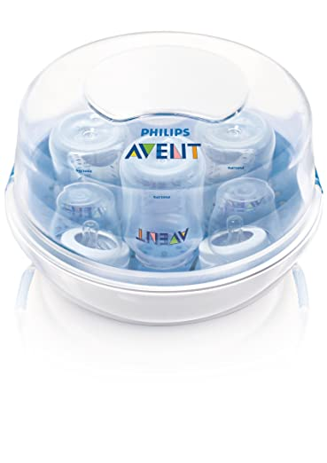 Philips AVENT Microwave Steam Sterilizer Review
