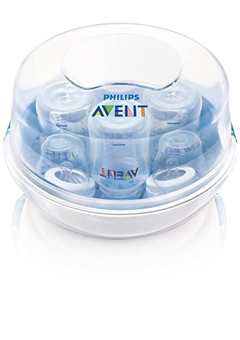 Philips AVENT Microwave Steam-Sterilizer