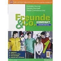 Freunde & co. Kompakt. Fascicolo-Didastore. Per la Scuola media. Con e-book. Con espansione online: 1