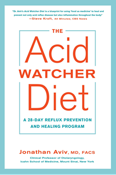 The Acid Watcher Diet: A 28-Day Reflux Prevention and Healing Program  (English Edition) - eBooks em Inglês na Amazon.com.br