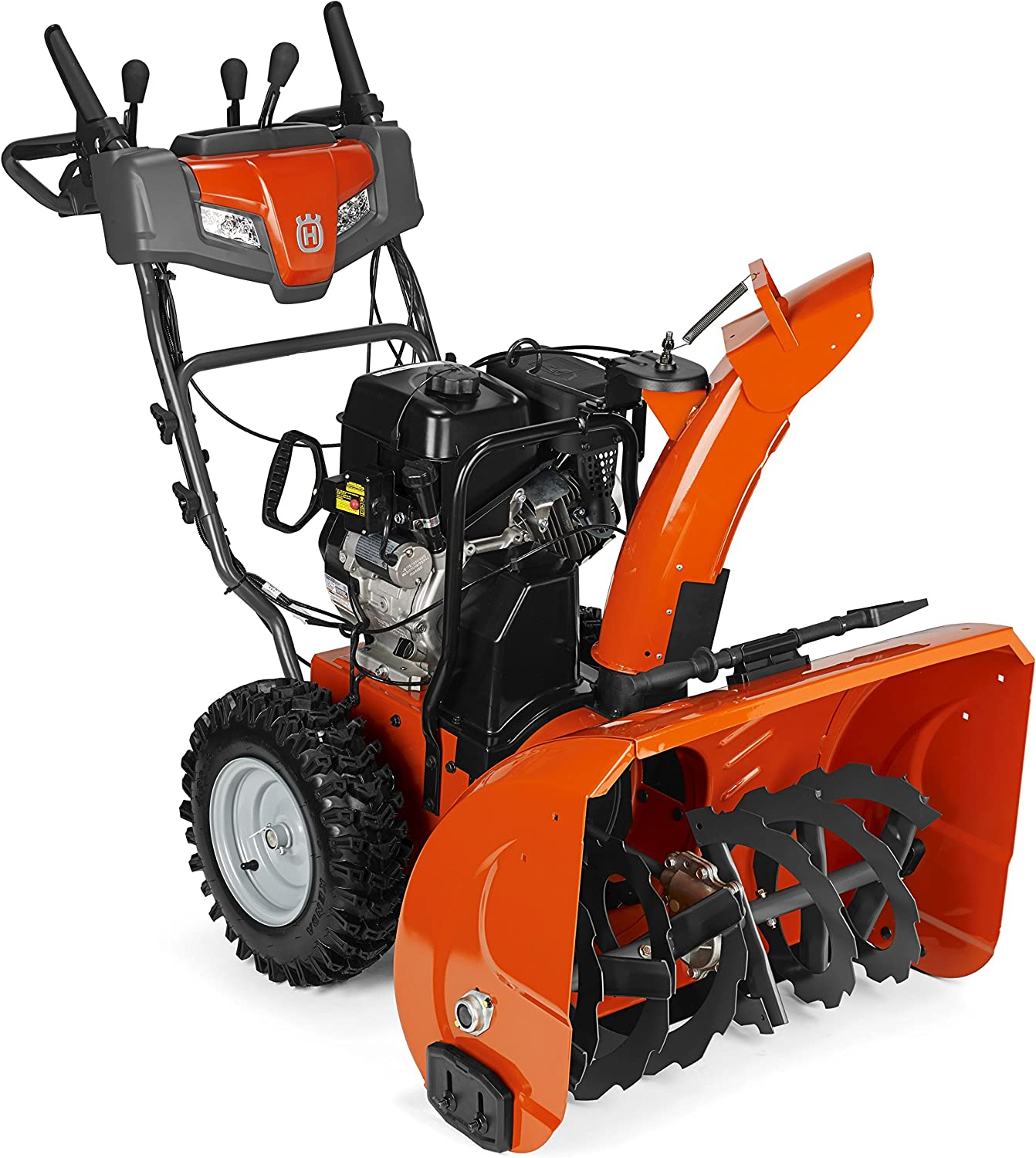 Husqvarna ST230P, 30 in. 291cc Two-Stage Gas Snow Blower with Power Steering and Heated Handles