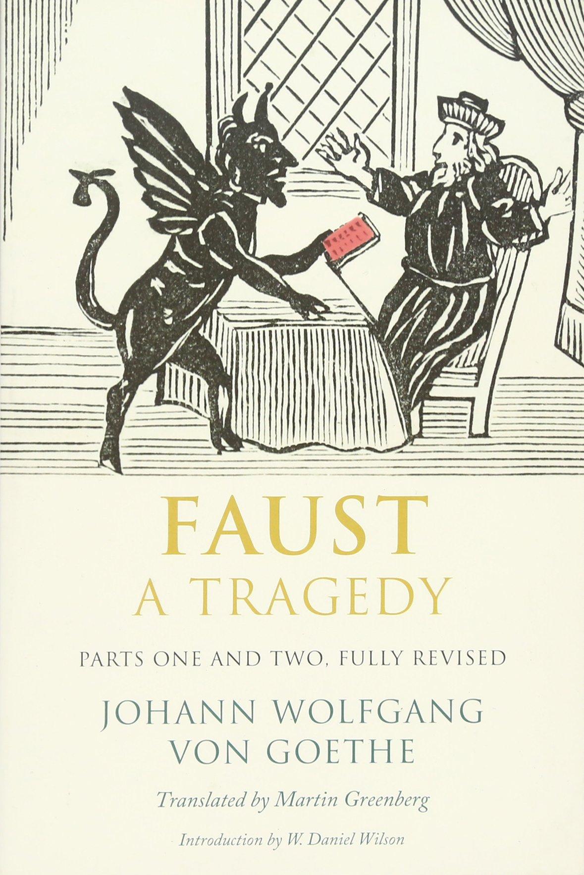 Amazon.com: Faust: A Tragedy, ...