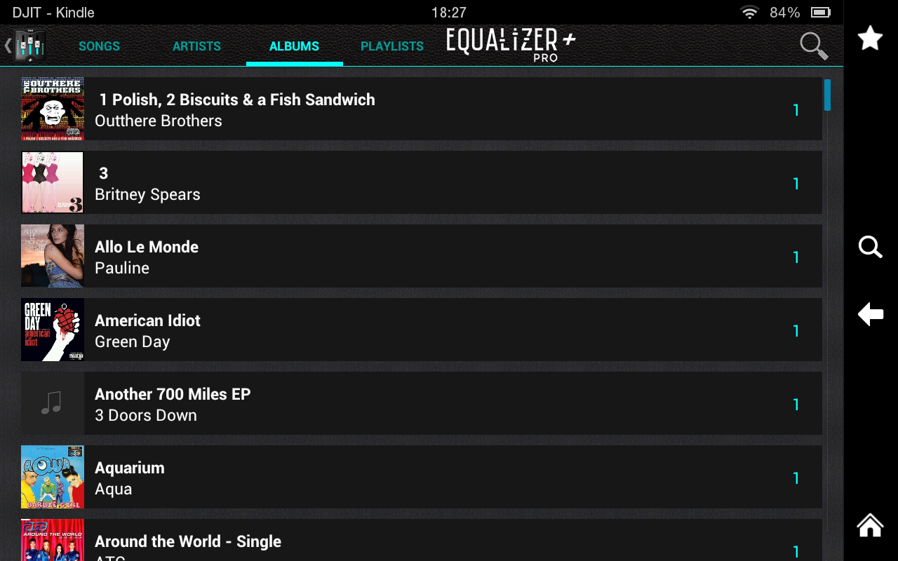 Equalizer + Pro (Music Player Volume Booster) - Import It All