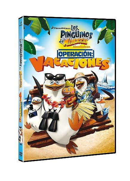 Pingüinos de Madagascar 7: Operación vacaciones [DVD]: Amazon.es: Varios: Cine y Series TV