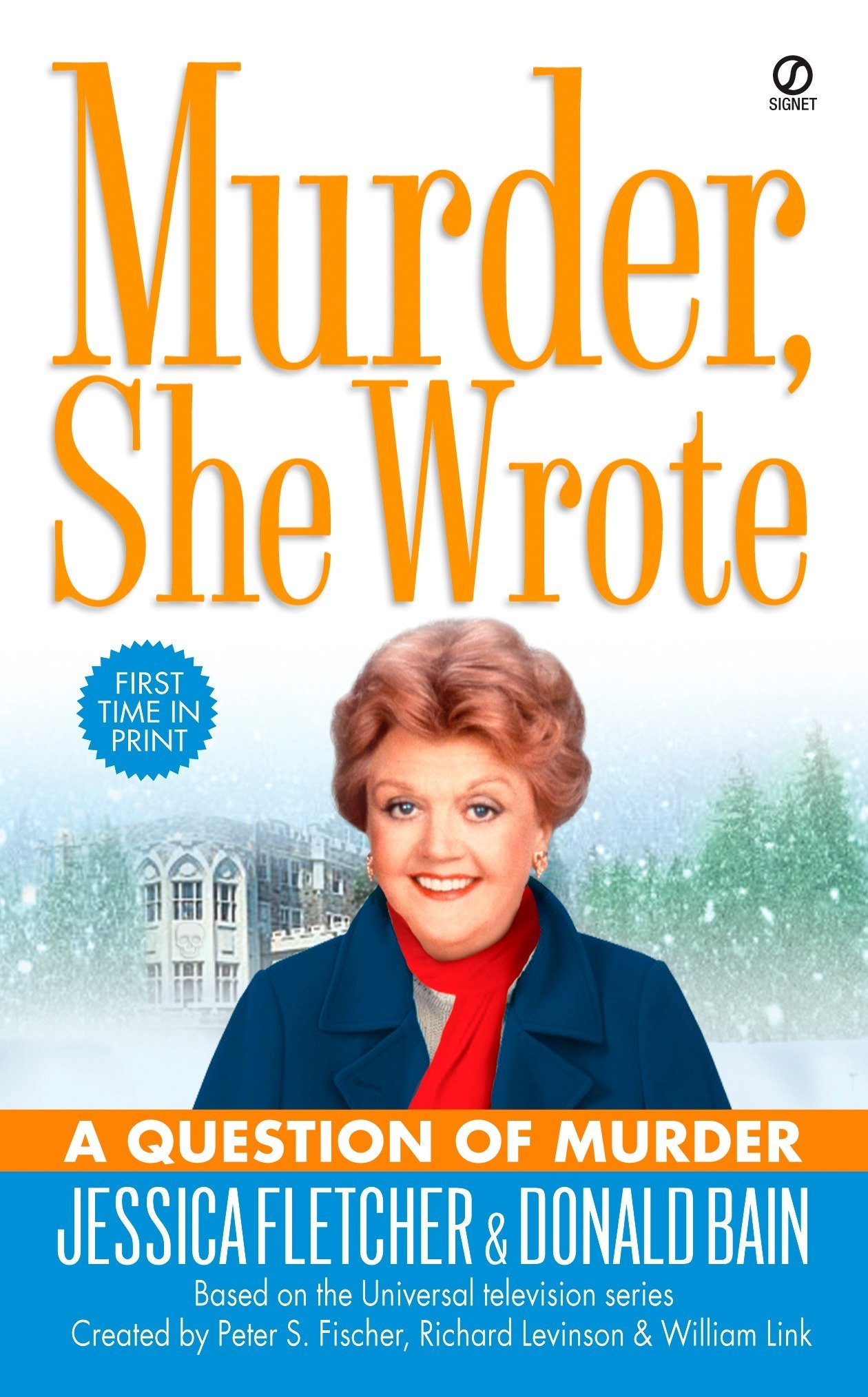 Download Murder, She Wrote: a Question of Murder pdf epub