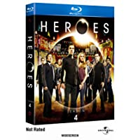 Heroes: Season 4 [Blu-ray] [Importado]