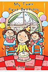 My Twins' First Birthday Kindle Edition