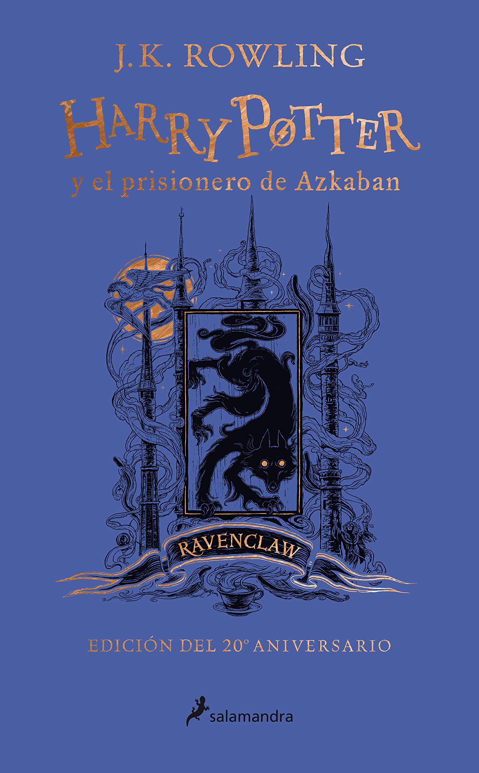 Harry Potter y el prisionero de Azkaban/ Harry Potter and the ...