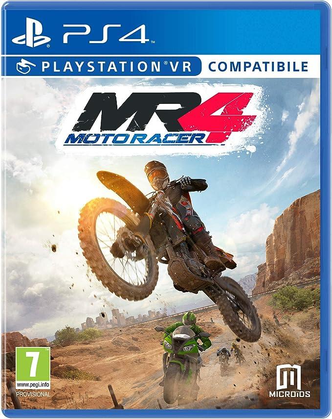 Moto Racer 4 (Compatible con VR): Amazon.es: Videojuegos
