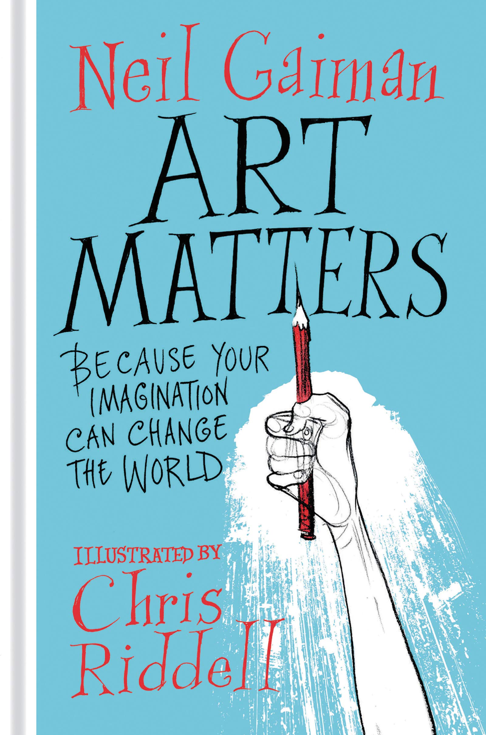 Image result for neil gaiman art matters