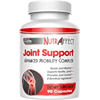 Glucosamine Chondroitin Joint Support Supplements with MSM + Turmeric for Advanced...
